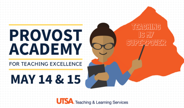 Register for the 2018 Provost Academy!