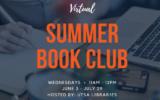 Virtual Summer Book Club