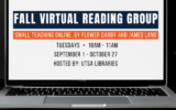 Fall Virtual Reading Group