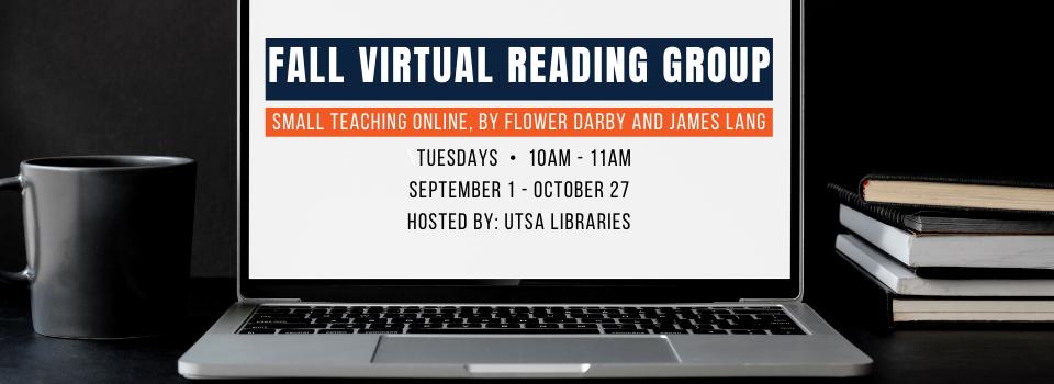 Fall Virtual Reading Group